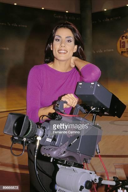 Alicia Senovilla TV presenter