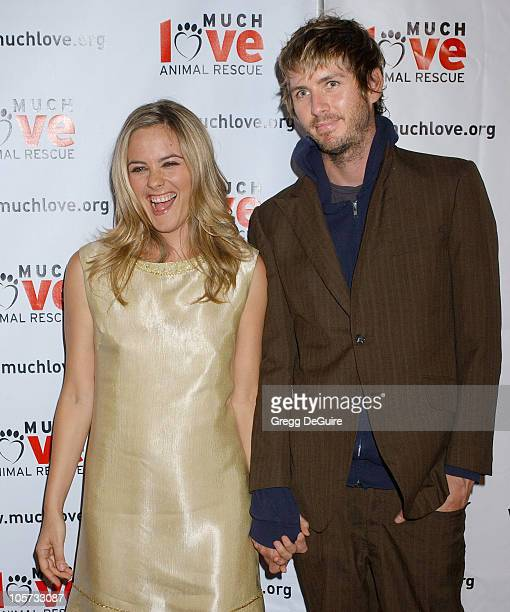 Alicia Silverstone and husband Christopher Jarecki