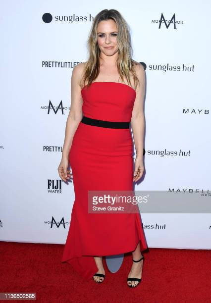 Alicia Silverstone arrives at The Daily Front Row's 5th Annual Fashion Los Angeles Awards at Beverly Hills Hotel on March 17 2019 in Beverly Hills...