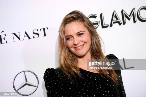 Alicia Silverstone attends the 2018 Glamour Women Of The Year Awards Women Rise on November 12 2018 in New York City