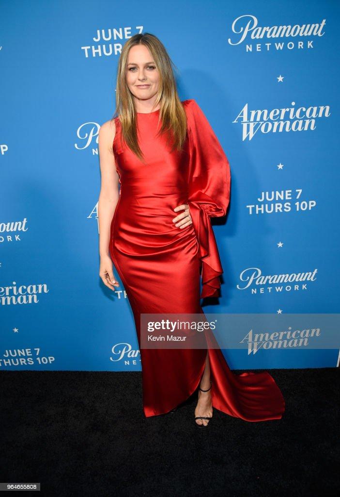 """American Woman"" Premiere Party : News Photo"