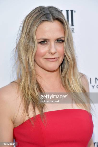 Alicia Silverstone attends The Daily Front Row Fashion LA Awards 2019 on March 17 2019 in Los Angeles California