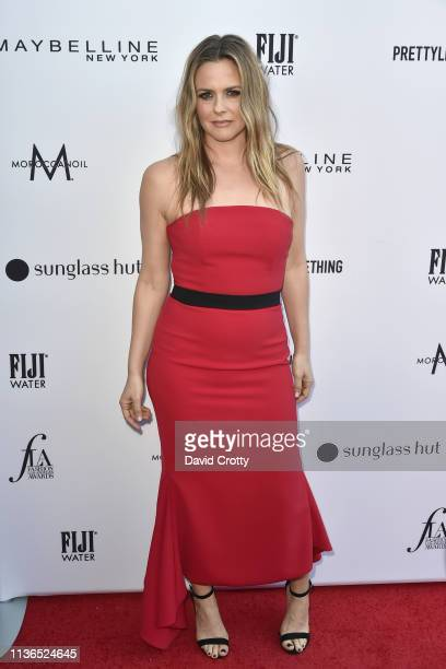 Alicia Silverstone attends The Daily Front Row Fifth Annual Fashion Los Angeles Awards at Beverly Hills Hotel on March 17 2019 in Beverly Hills...