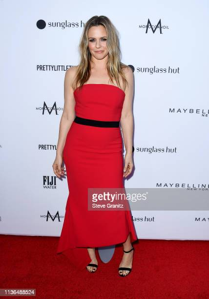 Alicia Silverstone attends the Daily Front Row's 5th Annual Fashion Los Angeles Awards at Beverly Hills Hotel on March 17 2019 in Beverly Hills...