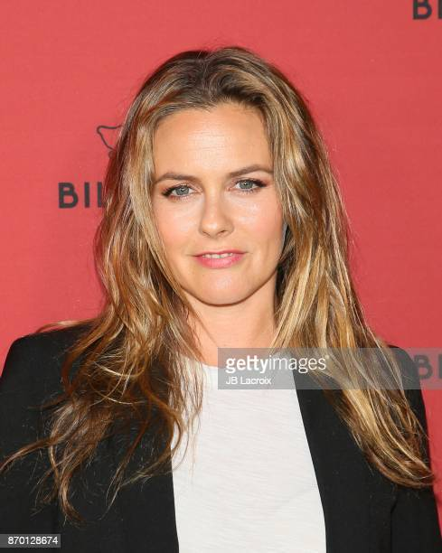 Alicia Silverstone attends the premiere of Fox Searchlight Pictures' 'Three Billboards Outside Ebbing Missouri' on November 03 2017 in Los Angeles...