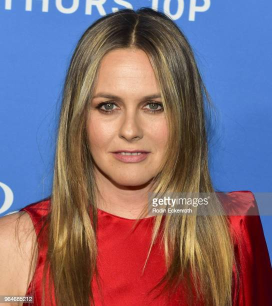 Alicia Silverstone attends the premiere of Paramount Network's American Woman at Chateau Marmont on May 31 2018 in Los Angeles California