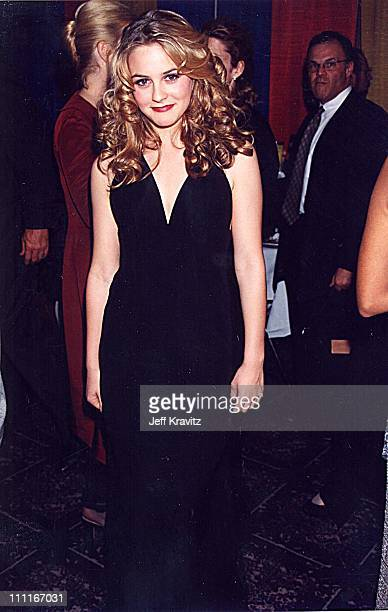 Alicia Silverstone during 1995 ShoWest in Las Vegas, Nevada, United States.