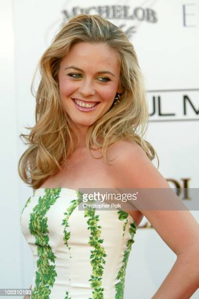 Alicia Silverstone during 2004 Movieline Young Hollywood Awards - Red Carpet Sponsored by Hollywood Life at Avalon Hollywood in Hollywood,...