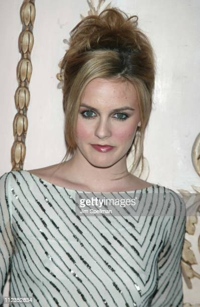 Alicia Silverstone during 54th Annual Directors Guild Of America Honors at WaldorfAstoria in New York New York United States