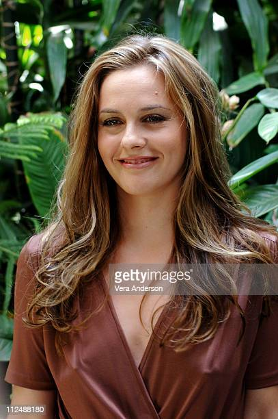 Alicia Silverstone during 'Alex Rider Operation Stormbreaker' Press Conference with Alicia Silverstone Alex Pettyfer Missi Pyle Geoffrey Sax and...