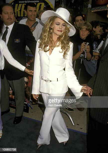 Alicia Silverstone during Batman Robin Los Angeles Premiere at Mann's Bruin Theater in Westwood California United States