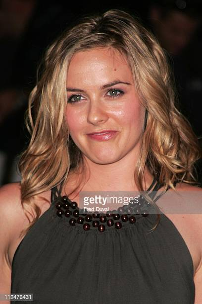 Alicia Silverstone during GQ Men Of The Year Awards Outside Arrivals at Royal Opera House in London Great Britain