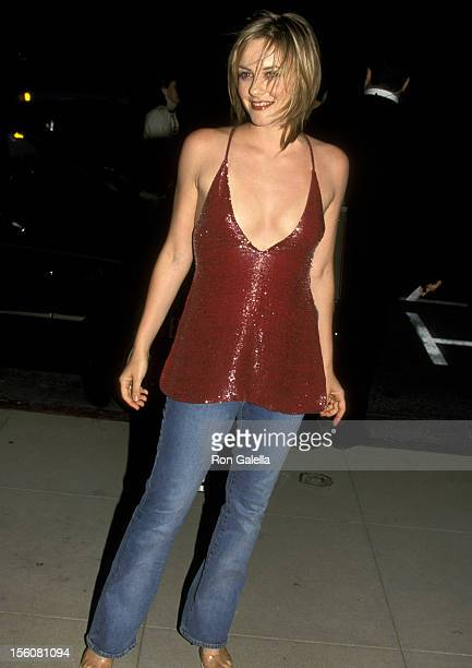 Alicia Silverstone during 'Moulin Rouge' Los Angeles Premiere at Samuel Goldwyn Theater in Beverly Hills California United States