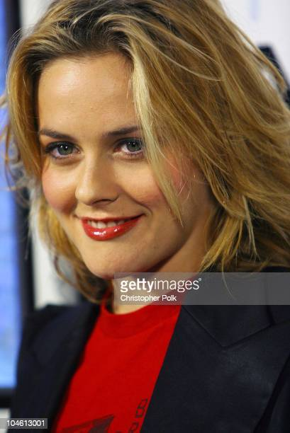 Alicia Silverstone during Nintendo's Gone Platinum at 6777 Hollywood Blvd in Hollywood CA United States