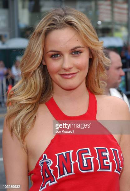 Alicia Silverstone during ScoobyDoo 2 Monsters Unleashed World Premiere at Mann's Chinese Theater in Hollywood California United States