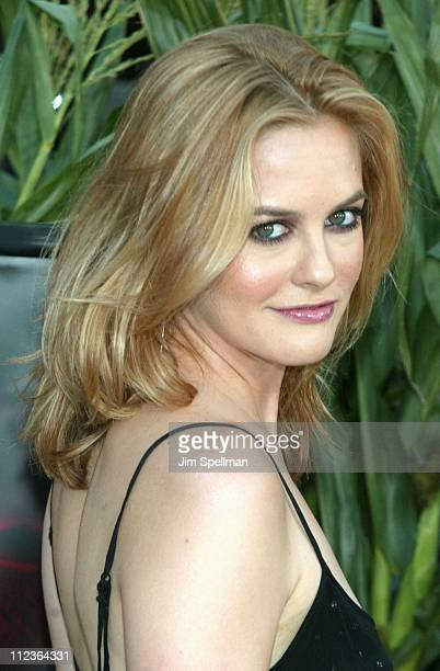 Alicia Silverstone during 'Signs' Premiere New York at Alice Tully Hall in New York City New York United States