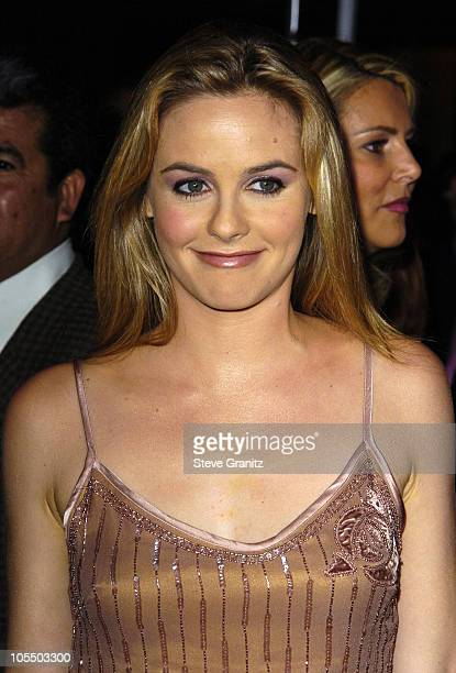 Alicia Silverstone during 'The Ten Commandments' Opening Night at Kodak Theatre in Los Angeles CA United States