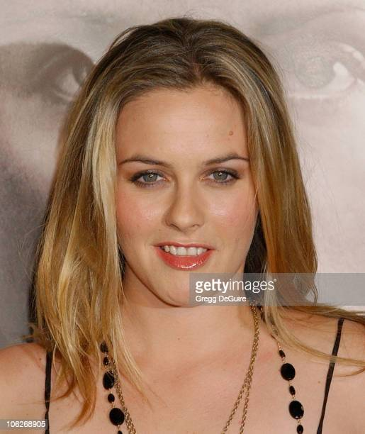 Alicia Silverstone during Warner Bros Pictures' 'North Country' Los Angeles Premiere Arrivals at Grauman's Chinese Theatre in Hollywood California...