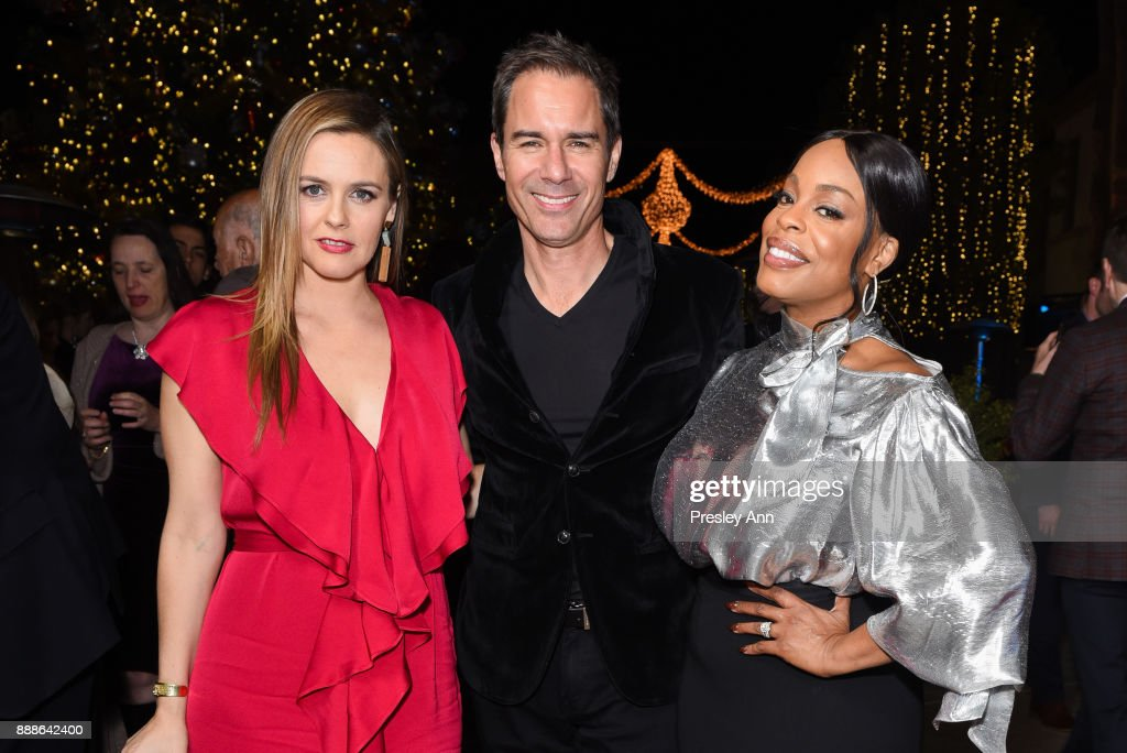 CA: Hollywood Foreign Press Association Hosts Annual Holiday Party And Golden Globes 75th Anniversary Special Screening - Inside
