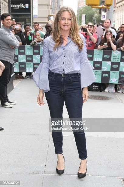 Alicia Silverstone is seen on June 05 2018 in New York City