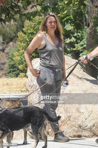 Alicia Silverstone is seen on June 26, 2020 in Los Angeles, California.