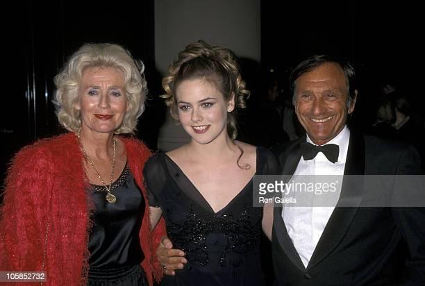 Alicia Silverstone Mother Didi Silverstone and Father Monty Silverstone