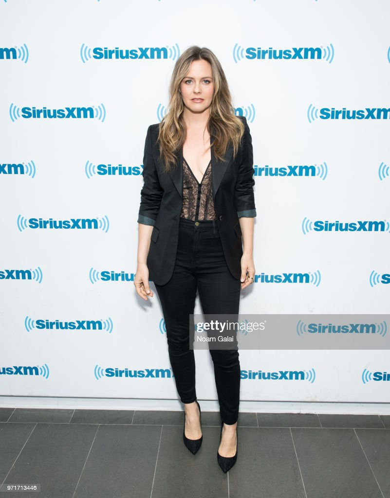 Celebrities Visit SiriusXM - June 11, 2018