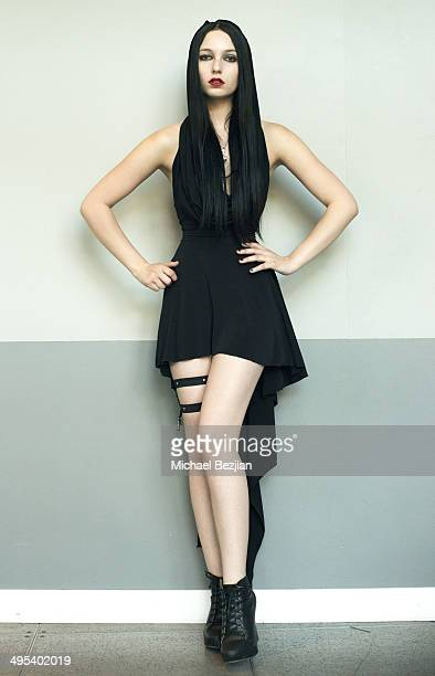 Alicia Vigil attends Ford And What's Trending's #Escape2roo Social Contest Conclusion at YouTube Space LA on June 2 2014 in Los Angeles California