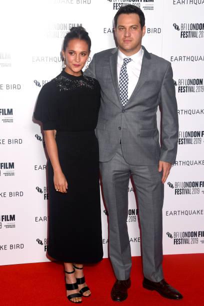 "GBR: ""Earthquake Bird"" World Premiere - 63rd BFI London Film Festival"