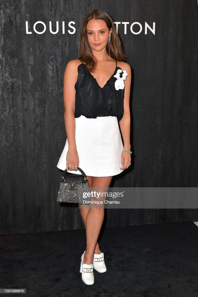 Louis Vuitton : Jewelry Launch - Paris Fashion Week - Haute Couture Spring/Summer 2020 : ニュース写真