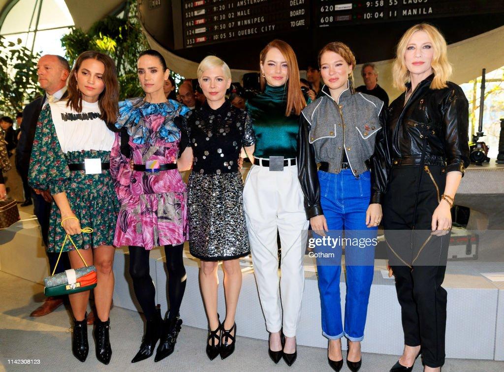 Louis Vuitton Cruise 2020 Fashion Show : News Photo