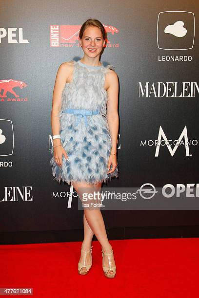 Alicia von Rittberg attends the New Faces Award Film 2015 at ewerk on June 18 2015 in Berlin Germany