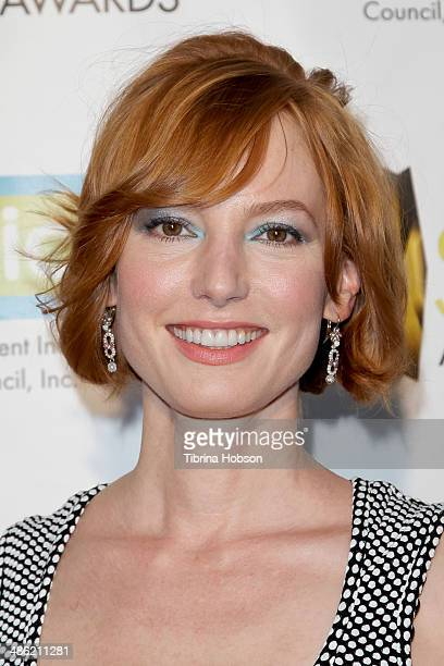 Alicia Witt attends the 18th annual PRISM awards at Skirball Cultural Center on April 22 2014 in Los Angeles California