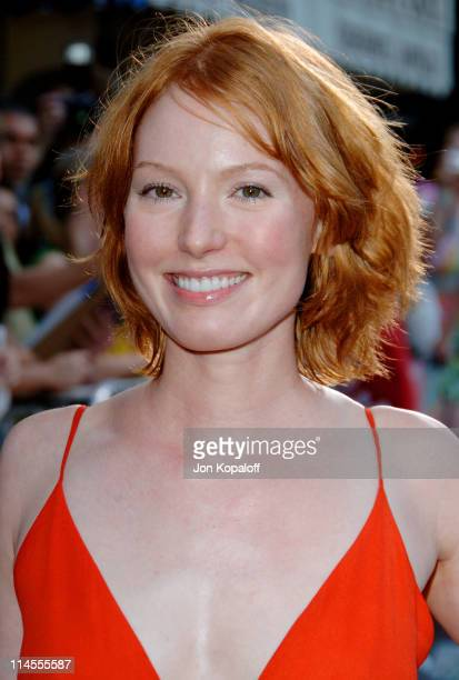 Alicia Witt during 2006 Los Angeles Film Festival Opening Night 'The Devil Wears Prada' Premiere at Mann Village Theatre in Westwood California...