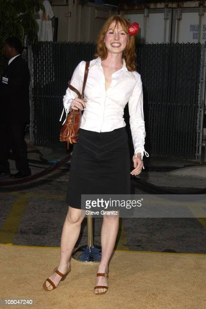 Alicia Witt during 'Austin Powers In Goldmember' Premiere at Universal Amphitheatre in Universal City California United States