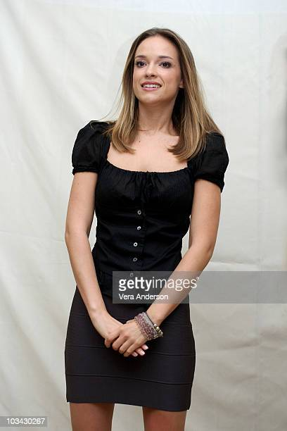 Alicja Bachleda at the Ondine Press Conference at the Four Seasons Hotel on May 19 2010 in Beverly Hills California