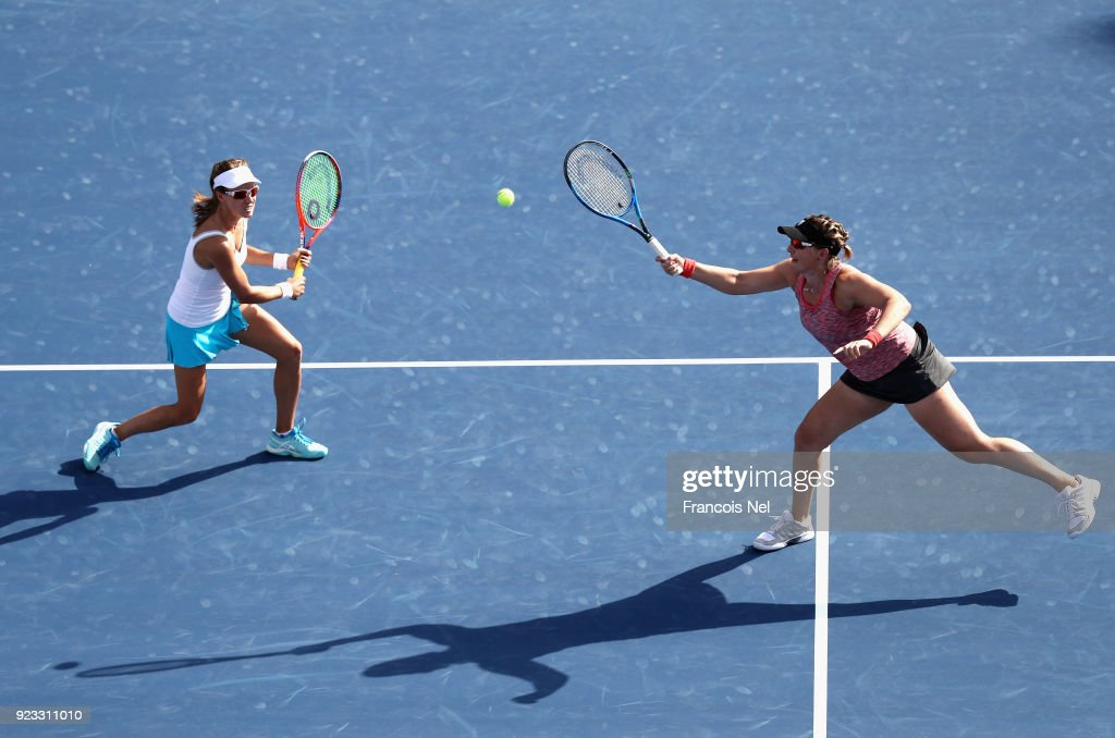 WTA Dubai Duty Free Tennis  Championship - Day Five