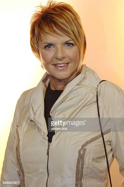 Alida Gundlach Television Presenter Germany/Netherlands