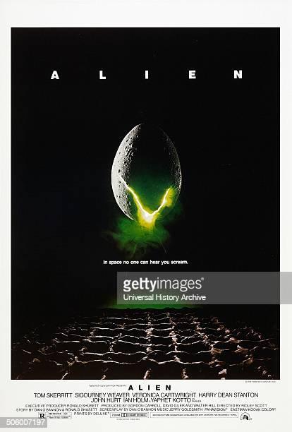 Alien a 1979 American sciencefiction horror film starring Tom Skerritt and Sigourney Weaver
