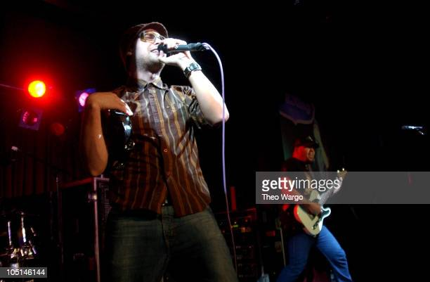 Alien Ant Farm during Alien Ant Farm Perform at BB Kings at BB Kings in New York City New York United States