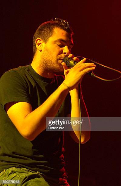 Alien Ant Farm USA vocal Dryden Mitchell