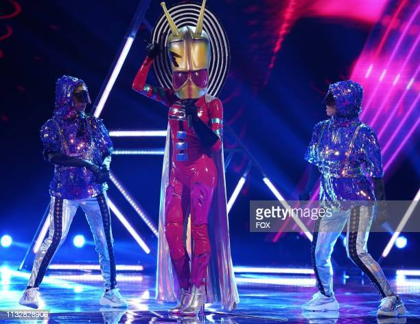 Alien in the All Together Now episode of THE MASKED SINGER airing Wednesday Feb 13 on FOX