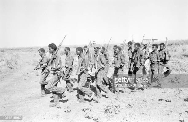 Alighedir Erythrée octobre 1977 La guerre d'indépendance de l'Erythrée pour se libérer de la tutelle de l'Ethiopie Une grande partie du territoire...