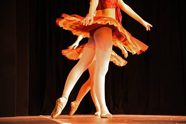 Alike dancers