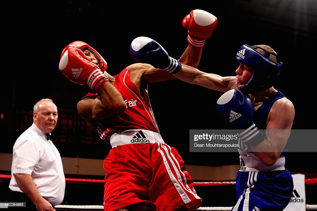 Wanna fuck amateur boxing association of wales GOODNESS