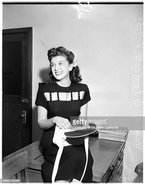 Alimony case Violet Blodgett 18 years May 11 1951