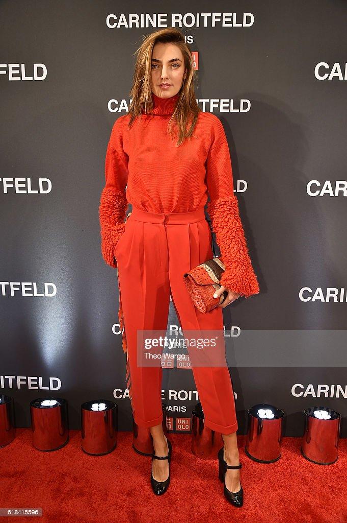 UNIQLO Fall/Winter 2016 Carine Roitfeld Collection Launch - Arrivals