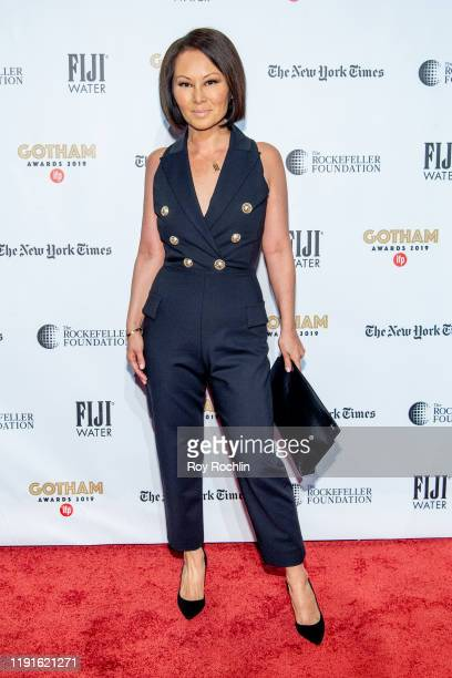 Alina Cho attends the 2019 IFP Gotham Awards at Cipriani Wall Street on December 02, 2019 in New York City.
