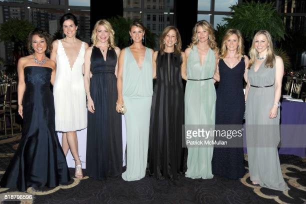 Alina Cho Lydia Fenet Amy McFarland Allison Aston Susan Magazine Shirin von Wulffen Clare McKeon and Rory Hermelee attend NEW YORKERS FOR CHILDREN...