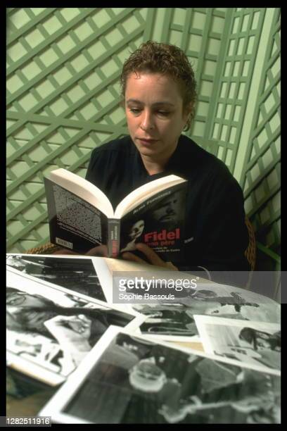 Alina Fernandez Publishes 'Fidel Mon Pere'
